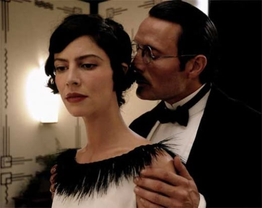 First Look: Anna Mouglalis in Coco Chanel & Igor Stravinsky