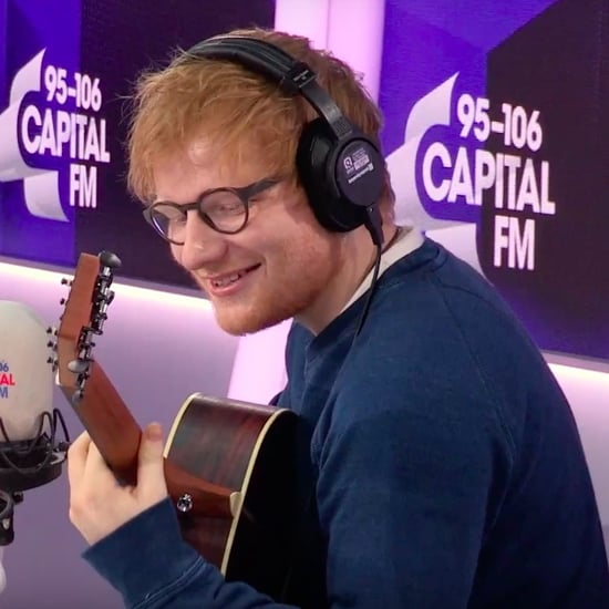 Ed Sheeran Sings the Fresh Prince of Bel-Air Theme Song