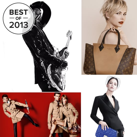 The Best Ad Campagins Of 2013: Jennifer Lawrence, Burberry