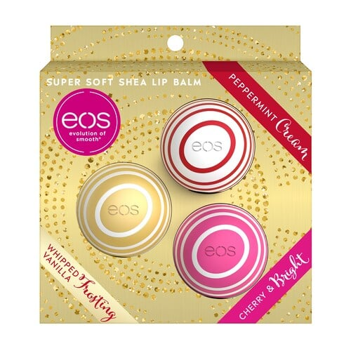 eos Limited Edition Holiday Limited Edition Lip Balm