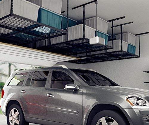 FlexiMounts Overhead Garage Storage Rack