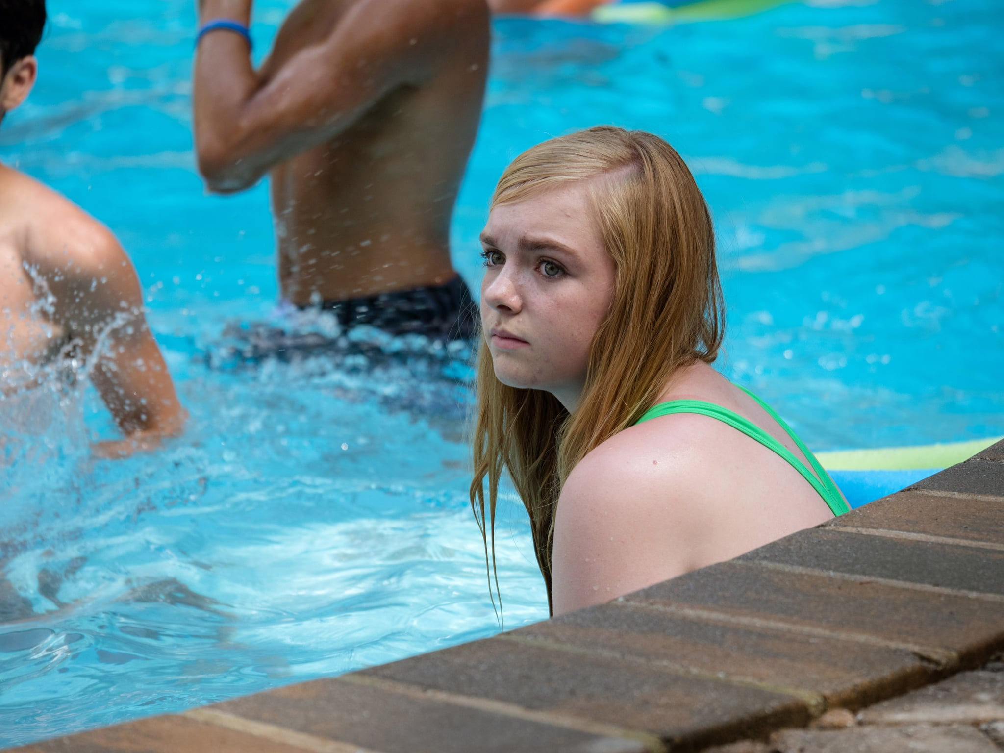 EIGHTH GRADE, Elsie Fisher, 2018. ph: Linda Kallerus. A24/courtesy Everett Collection