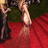 Naked-Dress J Lo