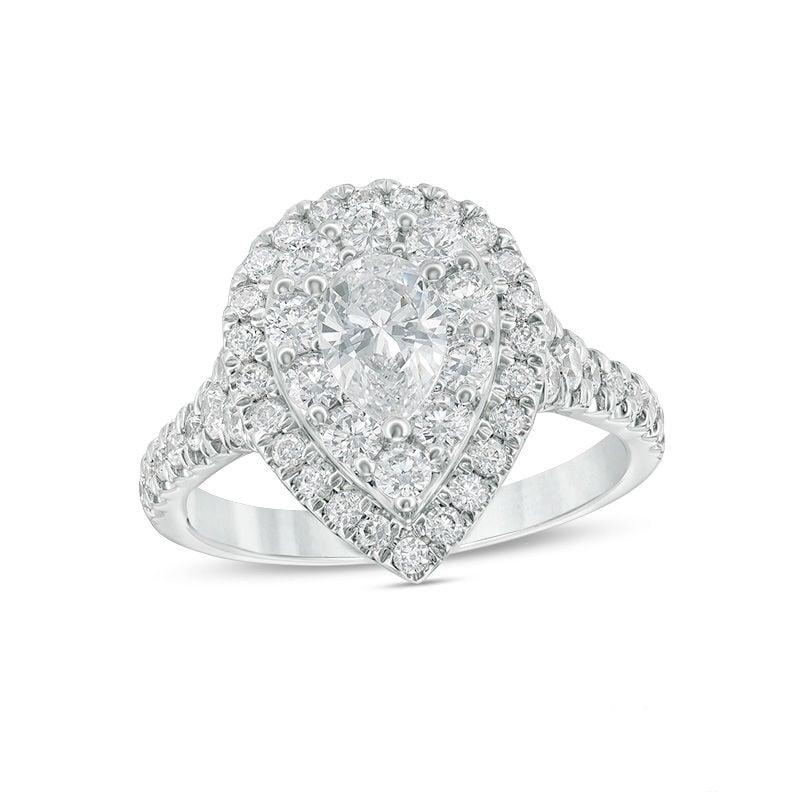 Zales Love's Destiny Ring