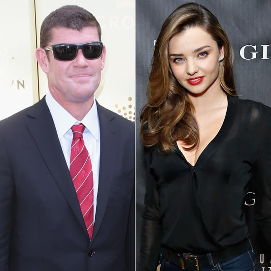 Reports: Are Miranda Kerr And James Packer In A Relationship
