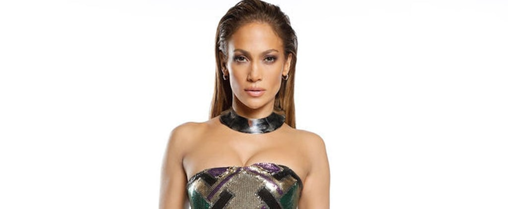 Jennifer Lopez's World of Dance Finale Dress Was Everything Thanks to This 1 Detail
