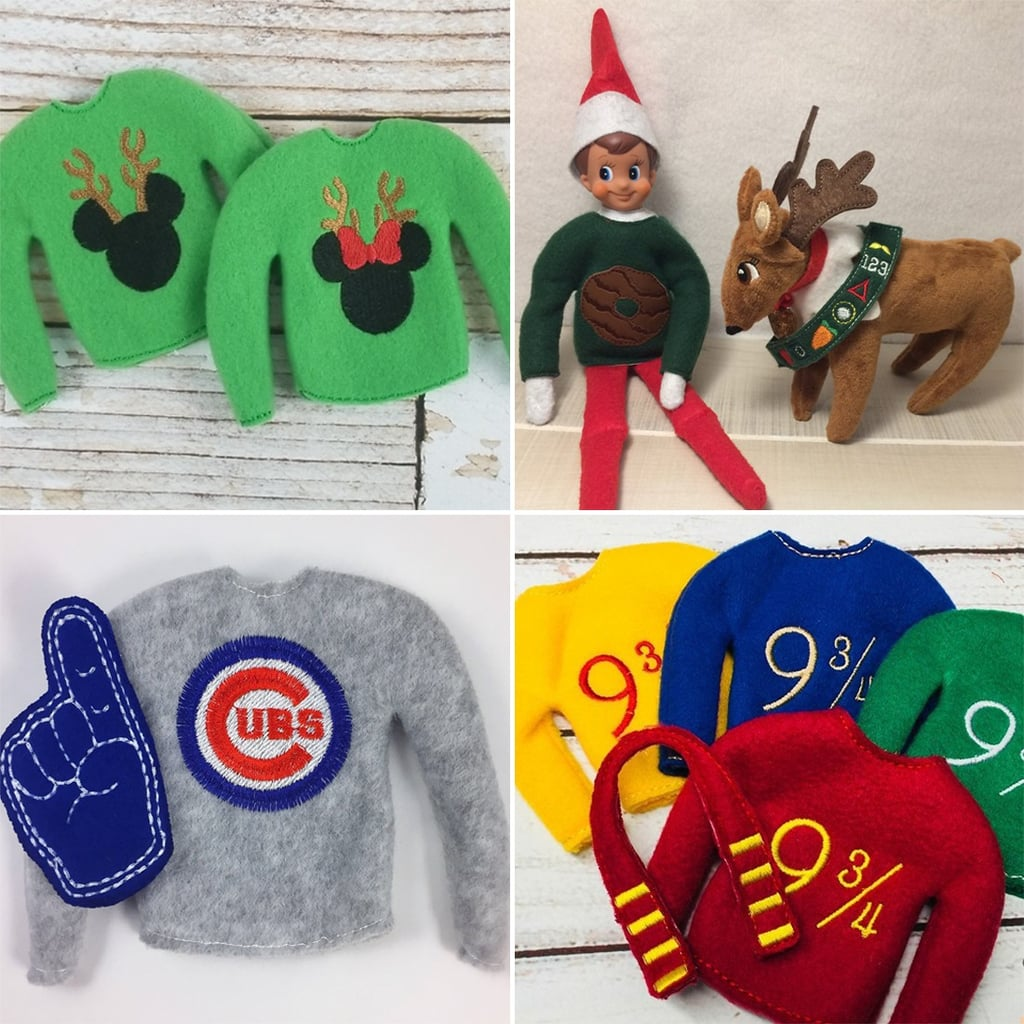 Elf on the Shelf Sweaters
