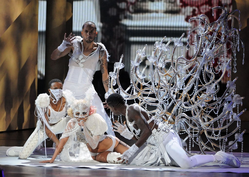 Lady Gaga's Best MTV VMAs Moments