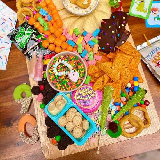 These '90s Snack Boards Include Dunkaroos and Bottle Pops