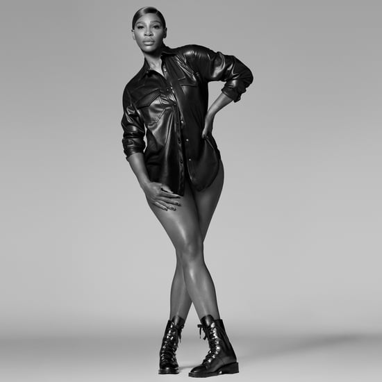 Serena Williams Stars in Stuart Weitzman's Fall Campaign