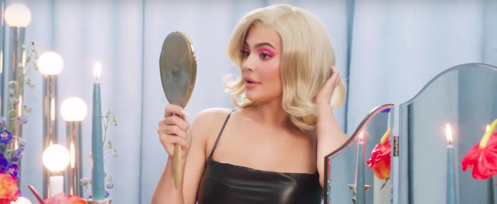 Kylie Jenner Makeup Video For Vogue March 2019
