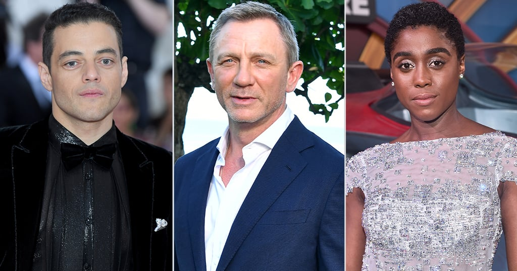 Hold On to Your Martinis, 007 Fans: Here's the Full Cast List For Bond 25