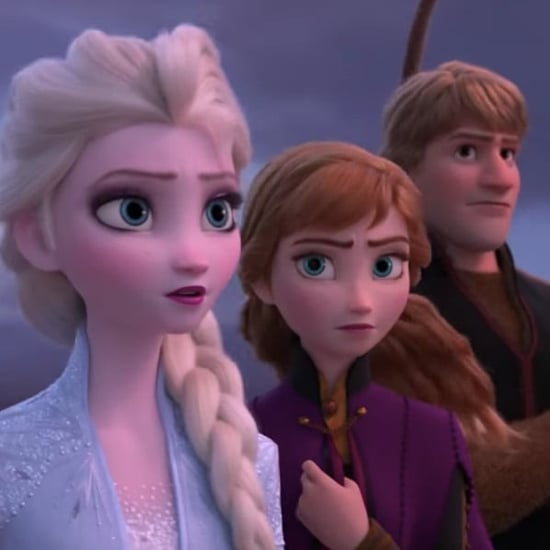 Frozen 2 Trailer Toddler Reactions