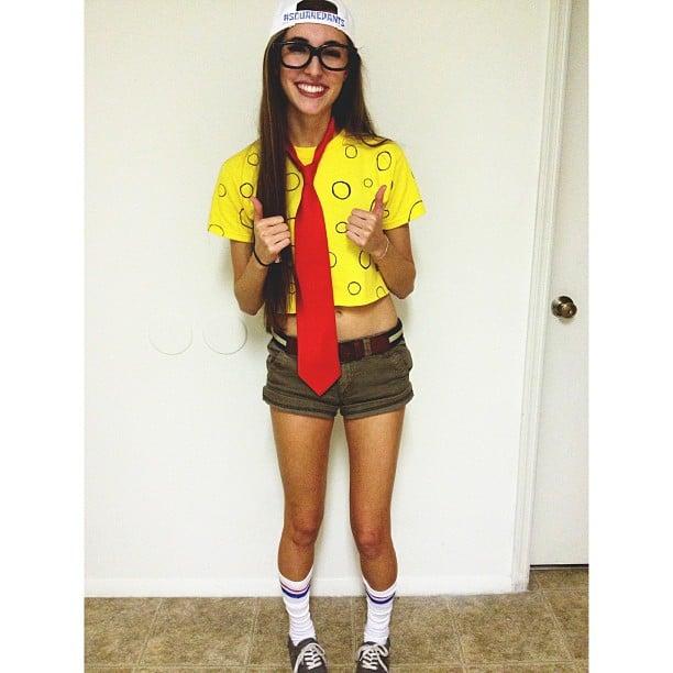 SpongeBob SquarePants  sc 1 st  Popsugar & SpongeBob SquarePants | Funny Halloween Costumes For Women ...