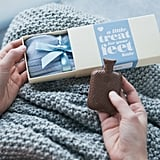 Library Cashmere Bed Socks