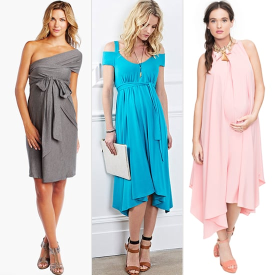 Great 11 Fun And Flirty Baby Shower Dresses For Moms To Be