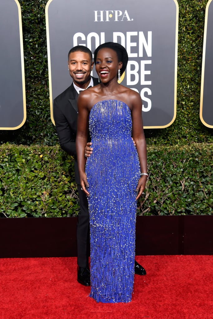 "Lupita Nyong'o and Michael B. Jordan have received major praise for their roles in Black Panther, but they also have a lot of people wondering about their relationship status — specifically, if they're dating. After the Golden Globes, they both posted a hilarious video of them making out in an lift before their Black Panther costar Danai Gurira catches them (and proceeds to seemingly land a kiss on Lupita as the doors close). The video revived people's hopes that Michael and Lupita might be romantically involved. But alas, as much as we love their cute interactions, they are indeed just friends.  After the video was posted, Michael and Lupita addressed the dating rumours in an interview with ET. ""No, we're good friends, honestly, we've known each other a really long time and respect each other and I love this girl to death,"" Michael said.  Lupita shared the same sentiment, adding, ""It's flattering at the end of the day. I think it's such a rare thing to find people you have good chemistry with and too for us to find each other as actors and get to work together, it makes the work richer that we truly enjoy each other's company on and off screen."" But, to be clear, they enjoy each other's totally platonic company on and off screen. In January 2018, Michael said he was ""technically single,"" later clarifying his comments, saying that he actually was dating. According to BET, he was romancing a woman named Ashlyn Castro around that time. But in July 2018, he was spotted with another woman named Ehsa Vantha at St. Tropez nightclub, but there weren't any reports of them being in a serious relationship after hanging out that night. A few months later, Michael made an appearance on The Ellen DeGeneres Show, saying that he's single because he's focusing on his career. Lupita has also been pretty private when it comes to her love life, though she was previously linked to GQ Style fashion editor Mobolaji Dawodu. When asked about her relationship status in Vogue's January 2018 issue, Lupita responded, ""You can ask, but you definitely won't get an answer. There have been rumours and rumours and rumours about my love life. That's the one area that I really like to hold close to my heart.""  Well, at least we'll always have the cute, non-romantic moments between Michael and Lupita to cherish.  — Additional reporting by Brea Cubit"