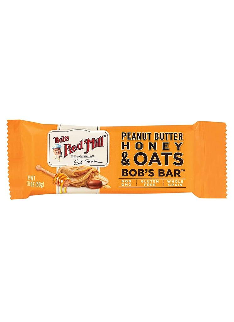 Bob's Red Mill Peanut-Butter Honey & Oat Bob's Bars