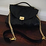 Jasmine Leather Handbag ($165)