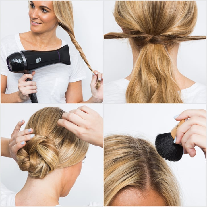 5 Easy Hair Hacks Youll Be Happy You Learnt This Summer Popsugar