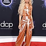 Pia Mia at the 2019 American Music Awards