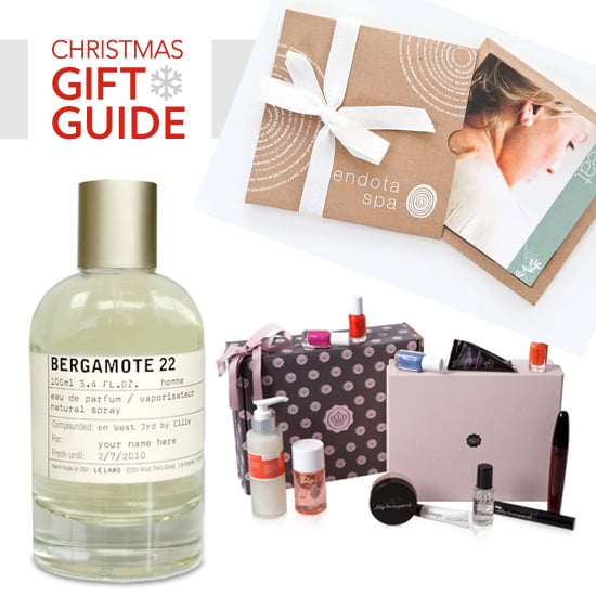 Personalised Beauty Gifts For Christmas