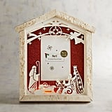 Nativity LED Light-Up 4x6 Photo Frame ($30)