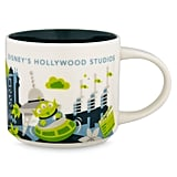 Disney's Hollywood Studios Starbucks You Are Here Mug ($17)