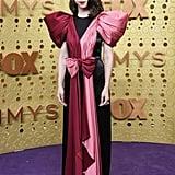 Zoe Kazan at the 2019 Emmys