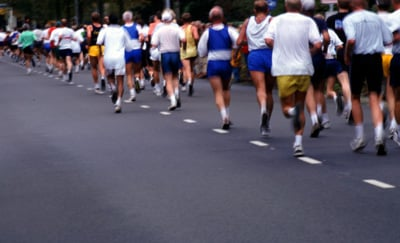 Running Poll: Have You Ever Run in a Race?
