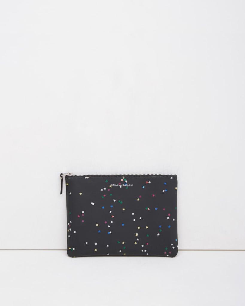 Comme des Garcons Bright Star Zip Pouch ($211)