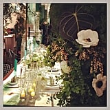 Obsessed with the Gather Events tablescape and installation at The Cream.