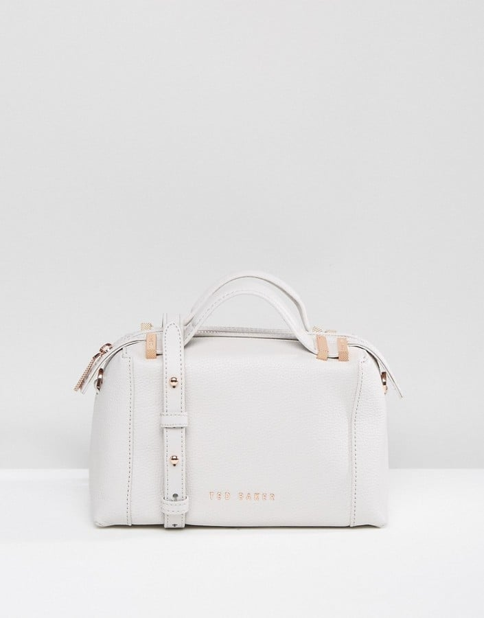 Ted Baker Pop Handle Small Tote Bag