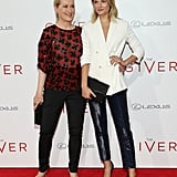 In 2014, Meryl and Louisa made a stylish pair at the NYC premiere of The Giver.