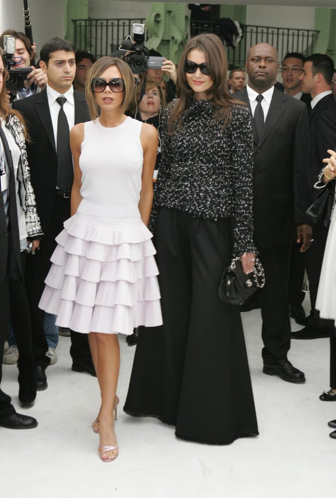 Paris Fashion Week Front Row Celebrity Style Pictures ...