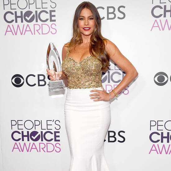 Sofia Vergara's Dress at 2017 People's Choice Awards