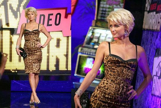 MTV Video Music Awards: Paris Hilton