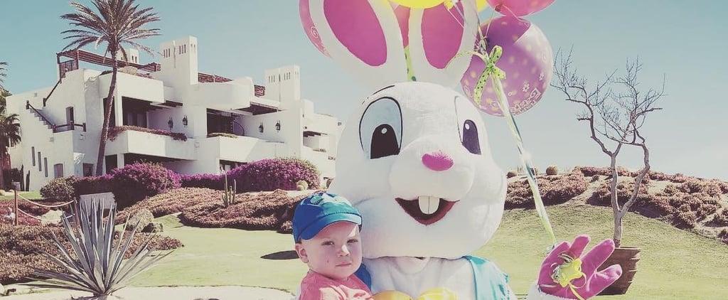 Celebrity Easter Instagram Pictures 2018