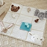 Animal Plush Play Mat