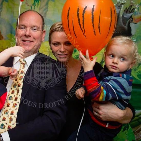 Prince Jacques and Princess Gabriella's Birthday Photos 2016