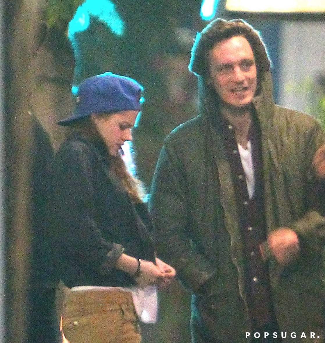 Exclusive — Kristen Stewart Steps Out For Sushi Before the Oscars