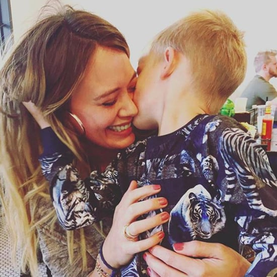 Hilary Duff's Family Pictures on Instagram