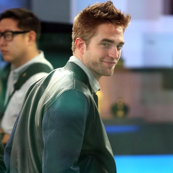 Robert Pattinson on Good Morning America | June 17, 2014