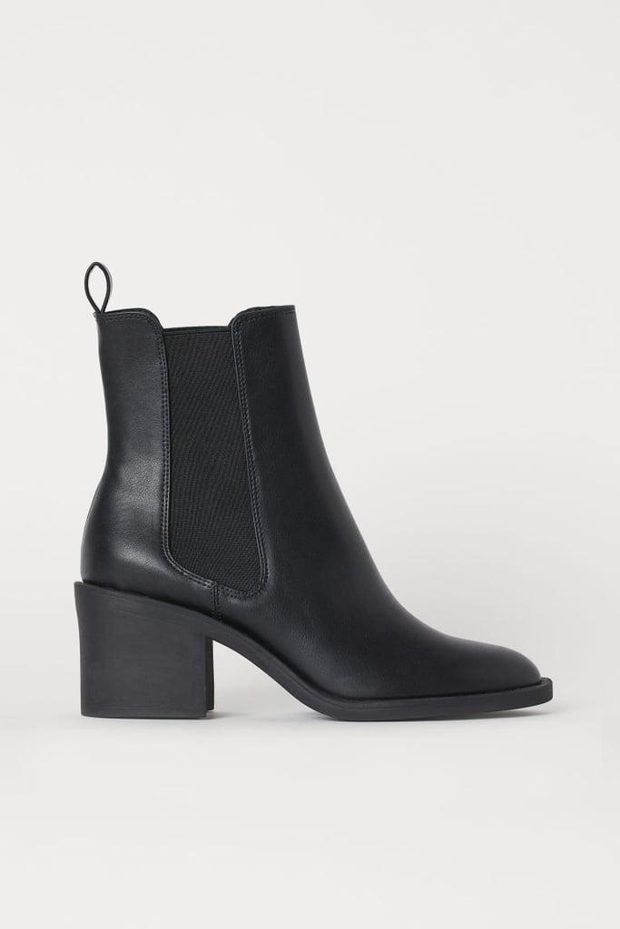 H&M Heeled Boots