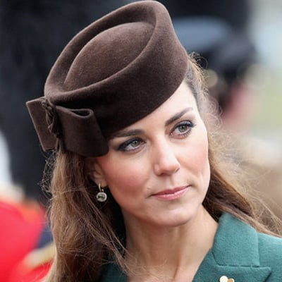 Kate Middleton's Collection of Round Hats