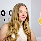 Amanda Seyfried hit the NBC after party at the Beverly Hilton.