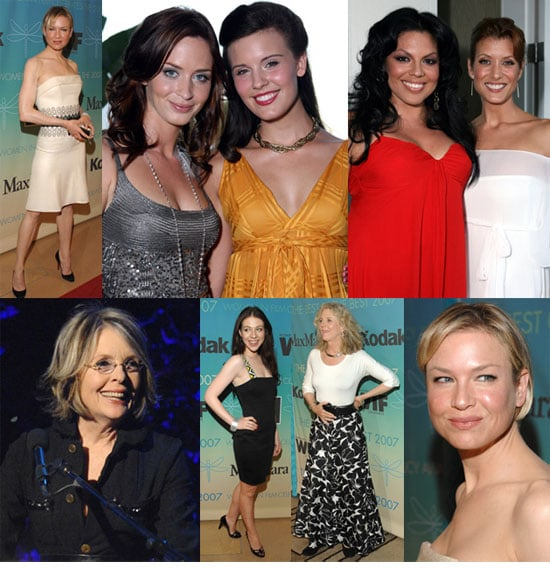 The Ladies Come Out for the Crystal/Lucy Awards