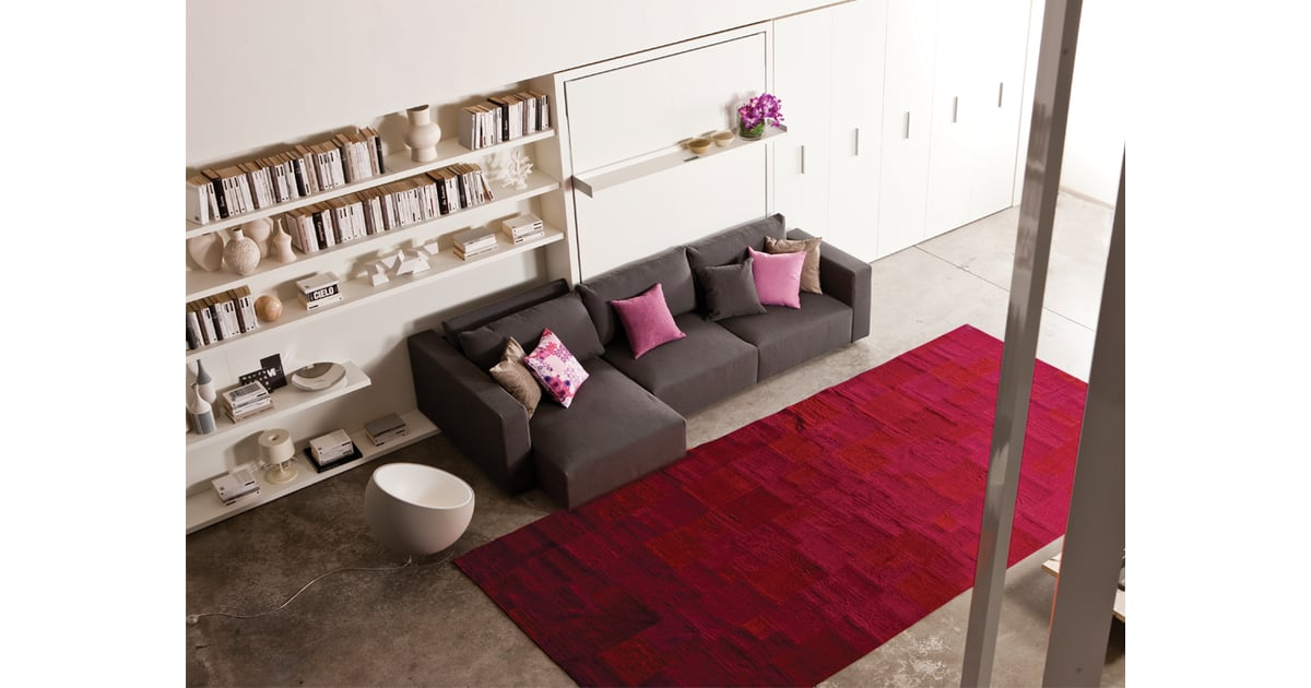 while resource furniture doesn 39 t list prices on its website the diy murphy bed popsugar. Black Bedroom Furniture Sets. Home Design Ideas
