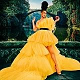 Saweetie Stuns in Paper Magazine Photo Shoot