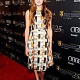 Shailene Woodley in Jason Wu at the 2012 BAFTA Los Angeles Awards Tea Party